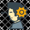 Mind Process Thinking Icon