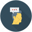 Bubble Thinking Message Icon