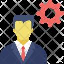 Thinking Brainstorming Creative Icon