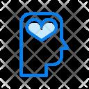 Thinking Heart Icon