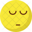 Thinking Confused Emoticons Icon