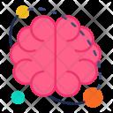 Brain Brainstorming Thinking Icon