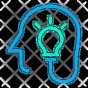 Creative Idea Human Mind Human Brain Icon