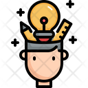 Thinking Think Design Icon