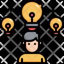 Thinking Idea Mind Icon