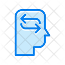 Thinking Reload Mind Icon
