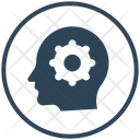 Settings Thinking Network Icon