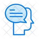 Thinking Cchat Icon