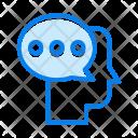 Thinking Write Icon