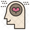 Thinking about love Icon