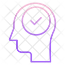 Thinking Done Icon