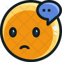 Thinking Face Icon