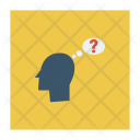 Leadership Thinking Emoji Icon
