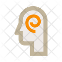 Human Think Idea Icon