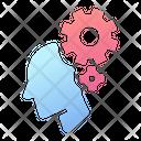 Mind Planning Thinking Icon
