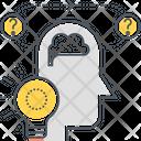 Mind Idea Creative Icon