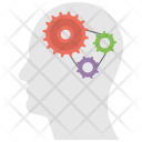 Thinking Process Gear Icon