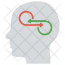 Thinking Process Concept Icon