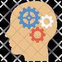 Thinking Headgear Think Icon
