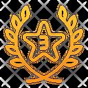 Bronze Medal Icon