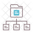 Third Party Share Connection Icon