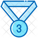 Third Place Medal Icon