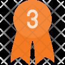 Third Position Icon
