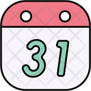 Thirty One Icon