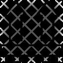 Fragile Postmark Warning Icon