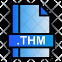 Thm File Icon