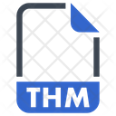 THM File Icon
