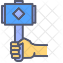 Thor Hammer Weapon Icon