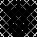Thoracic Vertebrae Icon