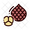 Fruit Food Thorny Icon
