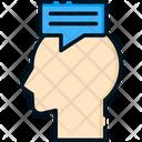 Communication Thinking Thought Icon