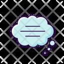 Thought Bubble Speech Bubble Bubble Chat Icon