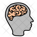 Thoughts Brain Human Icon