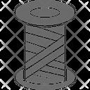 Thread Thread Spool Sewing Thread Icon