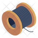 Kite String Thread Reel Thread Icon