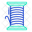 Thread Thread Reel Yarn Icon