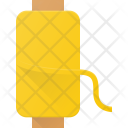 Needle Rope Pin Icon