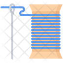 Thread Needle Hobby Icon