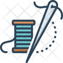 Thread Needle Icon