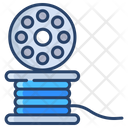 Afishing Reel Icon