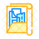 Pattern Folder Color Icon