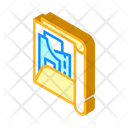 Pattern Folder Isometric Icon