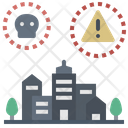 Threat Plague Critical Icon