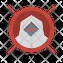 Threat Anti Solve Icon