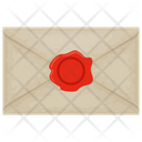 Threat Letter Icon