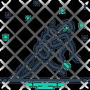 Threaten Intimidate Browbeat Icon